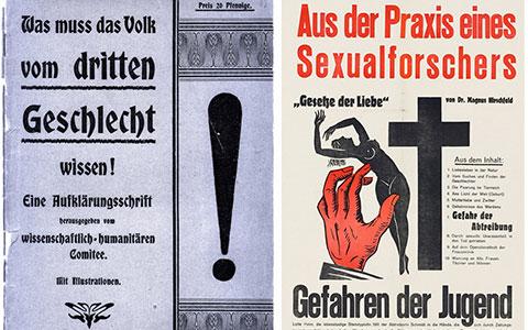 1-Homosexuellenbewegung.jWork-M-Hirschfeld