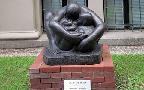 4-KatheKollwitz-Sculpture