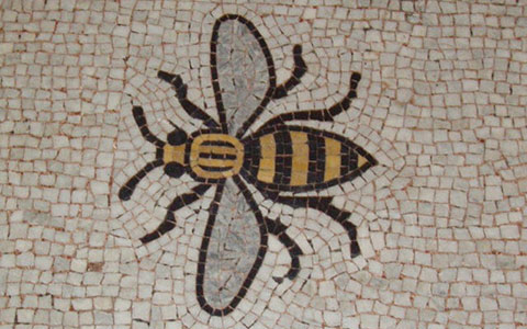HALL_bee-mosaic